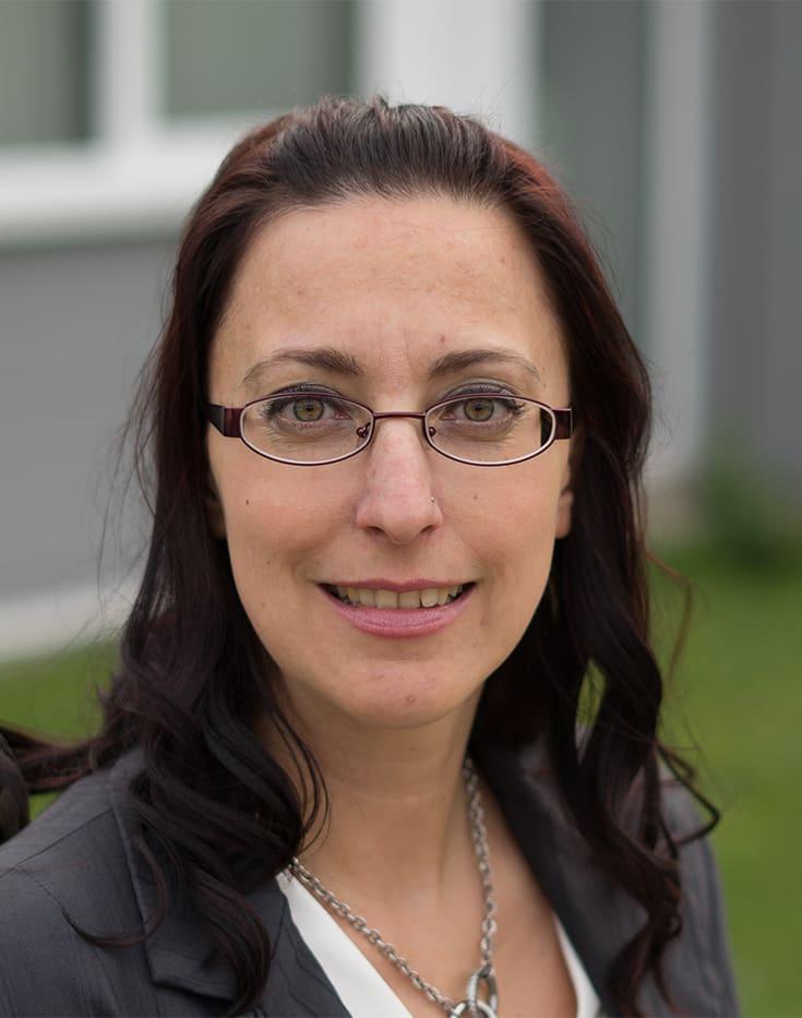 Andrea Neuberger von Eisen Bauer