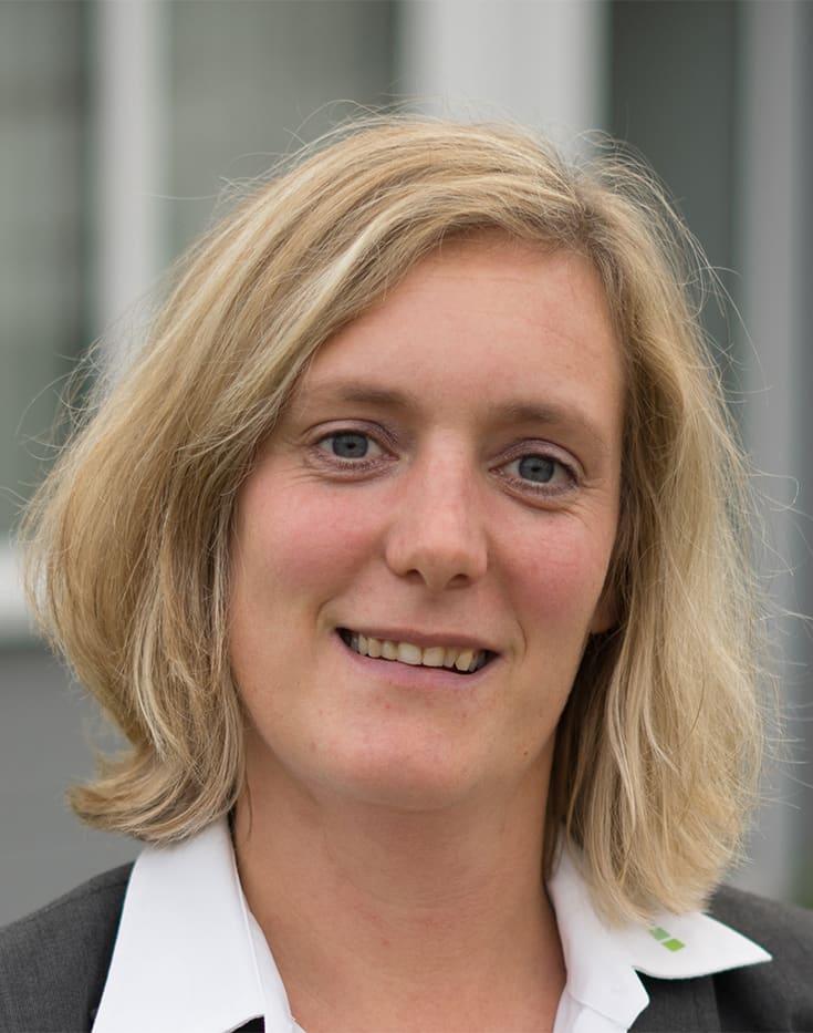 Marion Schmeißer von Eisen Bauer